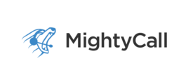 MightyCall Receptionist logo