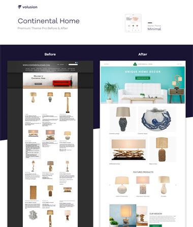 B&A Continental Home