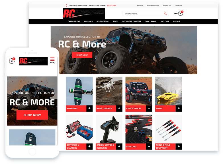 RC Superstore