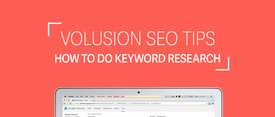 Volusion SEO Tips: How To Do Keyword Research thumbnail