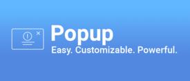 Popups by Powr logo