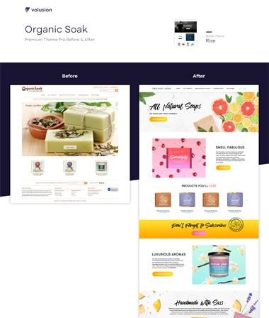 B&A Organic Soak