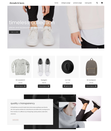 Volusion Templates | Beautiful Ecommerce Themes Free Volusion Templates
