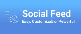 Social Feed by Powr logo